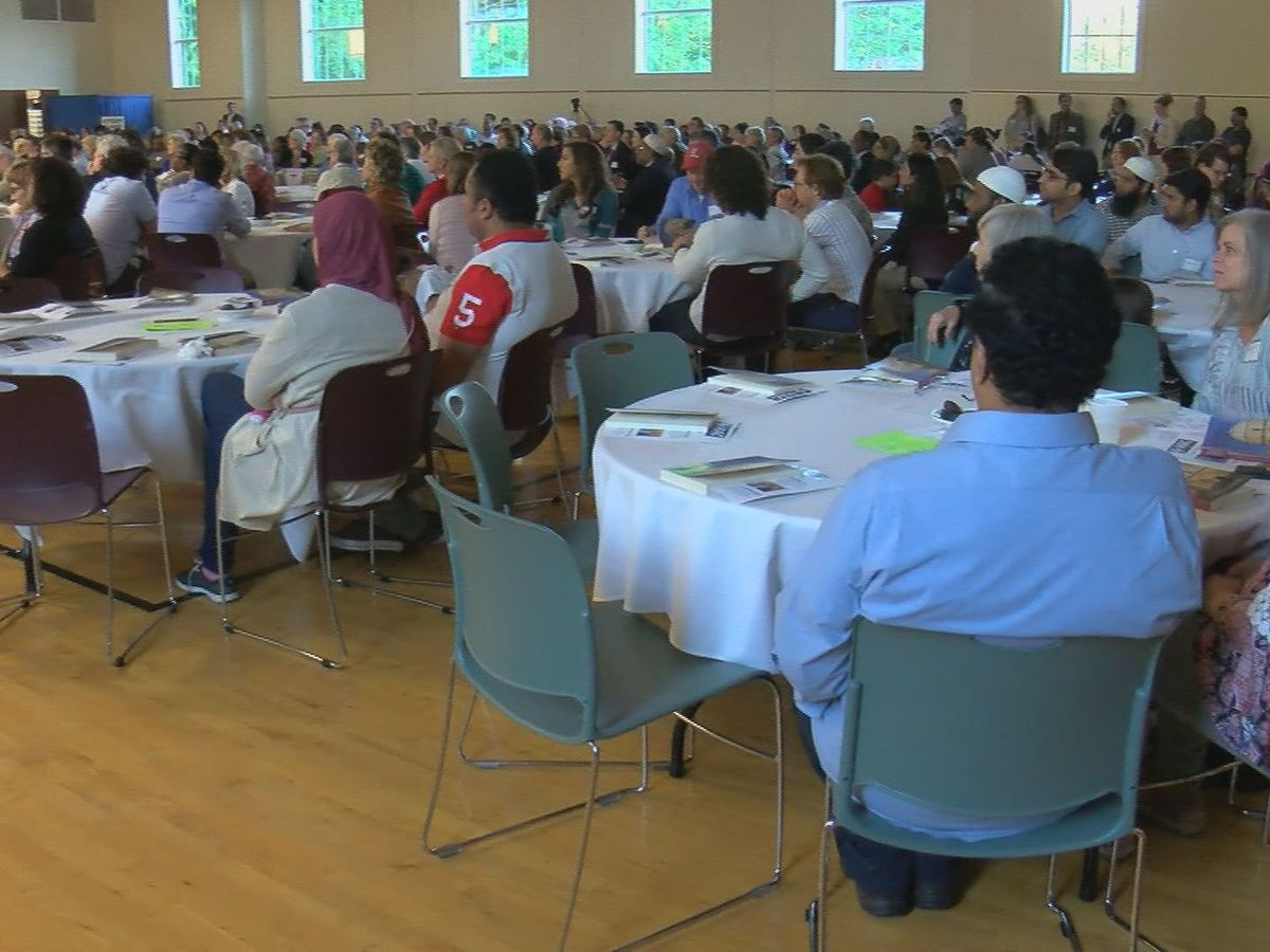 Multi-faith gathering celebrates Ramadan in Louisville