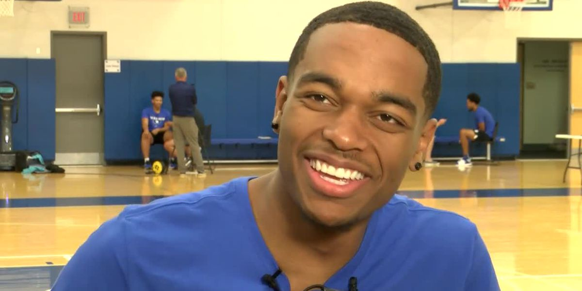 PJ Washington tweets a video of himself walking without the cast on his foot