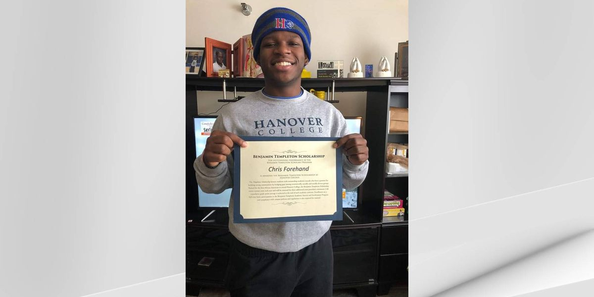 Louisville student awarded $160K to Hanover College