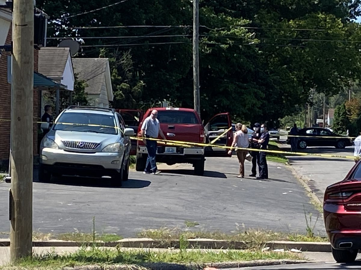 UPDATE: Coroner ID's man found dead from shooting in Taylor-Berry neighborhood