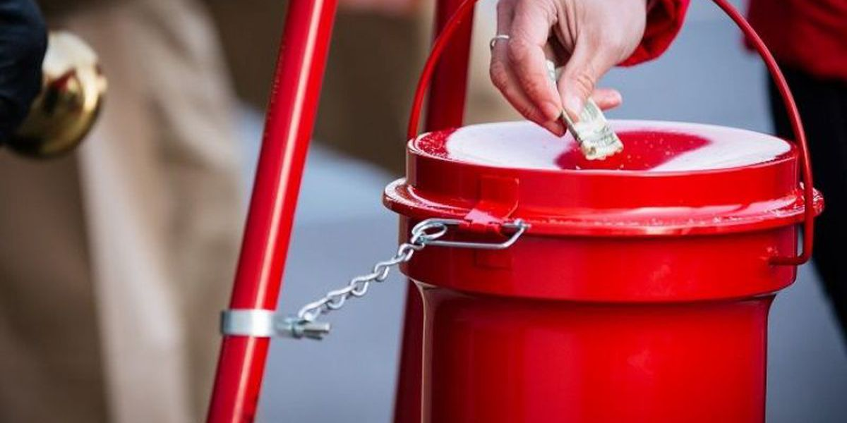 Louisville Red Kettle Campaign needs help in final days