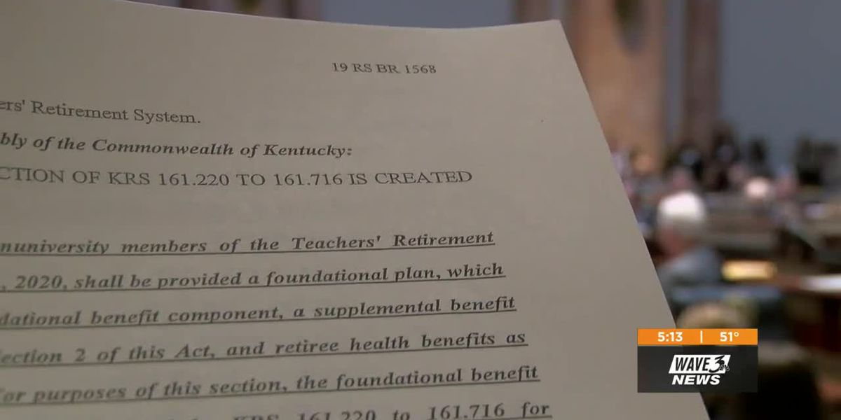 New fix put forward in Frankfort to solve KY pension crisis