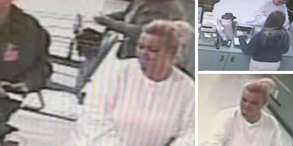 PHOTOS: Taylorsville police looking for suspects passing bad checks