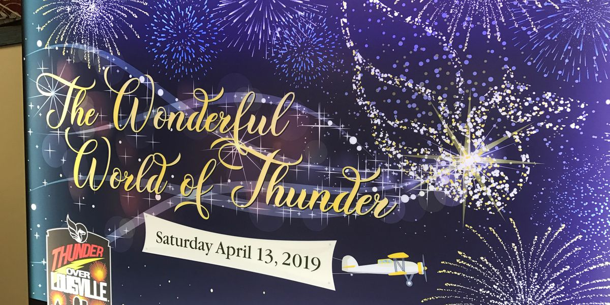 2019 Thunder Over Louisville theme celebrates fairy tales, animated movies
