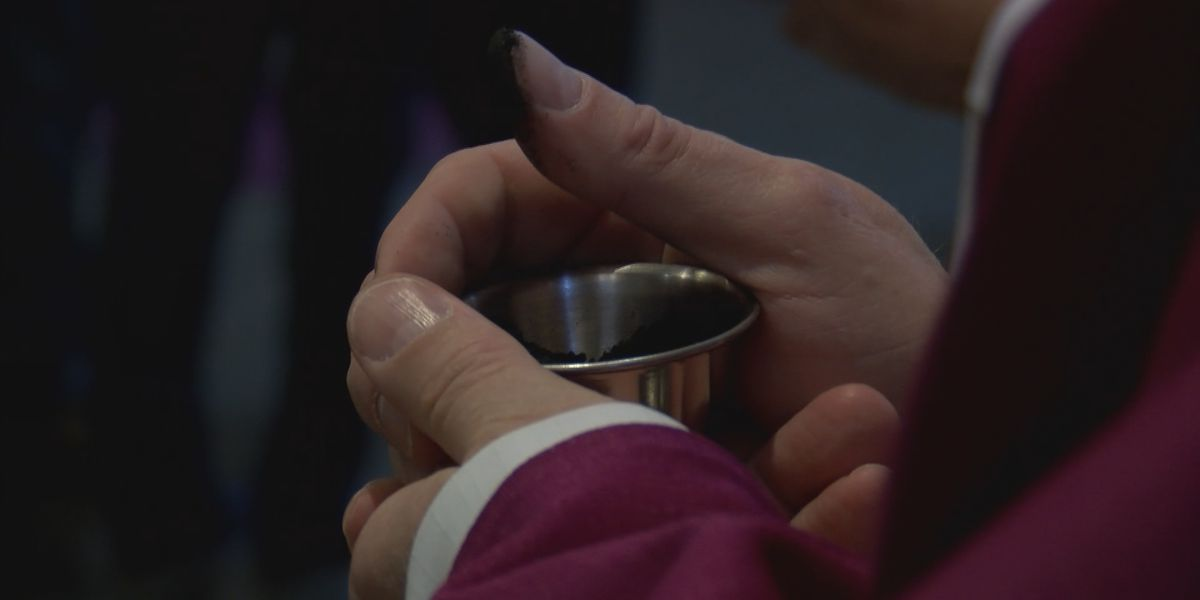 Ash Wednesday changes include no forehead crosses for Louisville Catholics