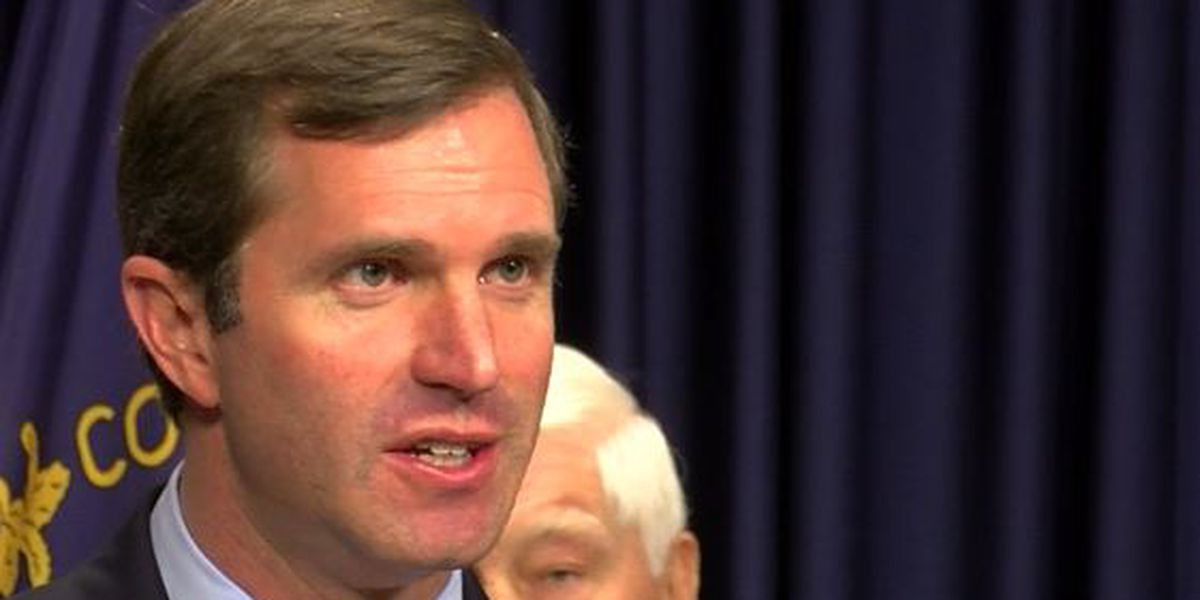 Kentucky church files lawsuit against Beshear over in-person services