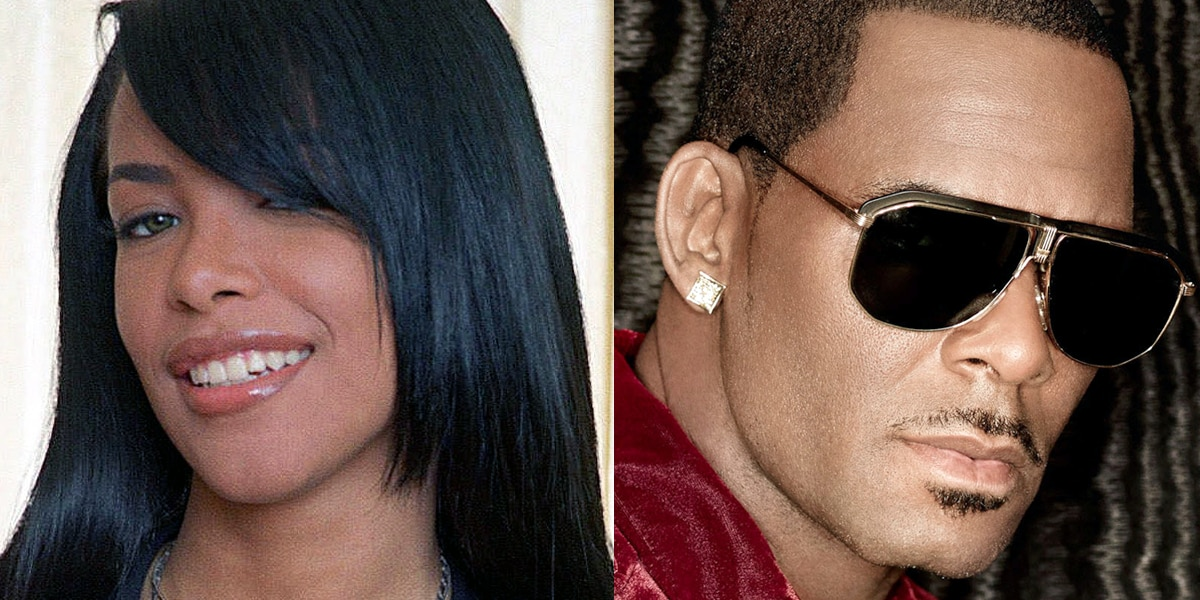 R. Kelly charged with paying bribe before marriage to Aaliyah