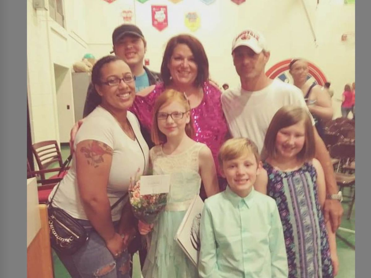 Pass the Cash: Friend helps single mother with cancer who lost husband to heart attack