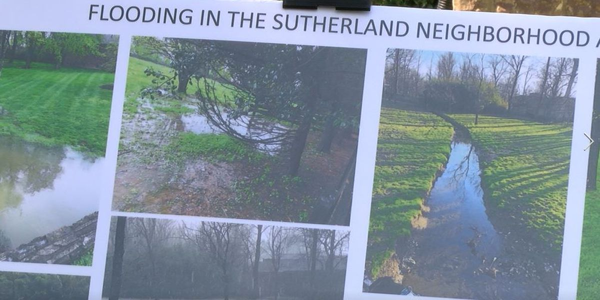 Prospect residents concerned development could worsen flooding issues