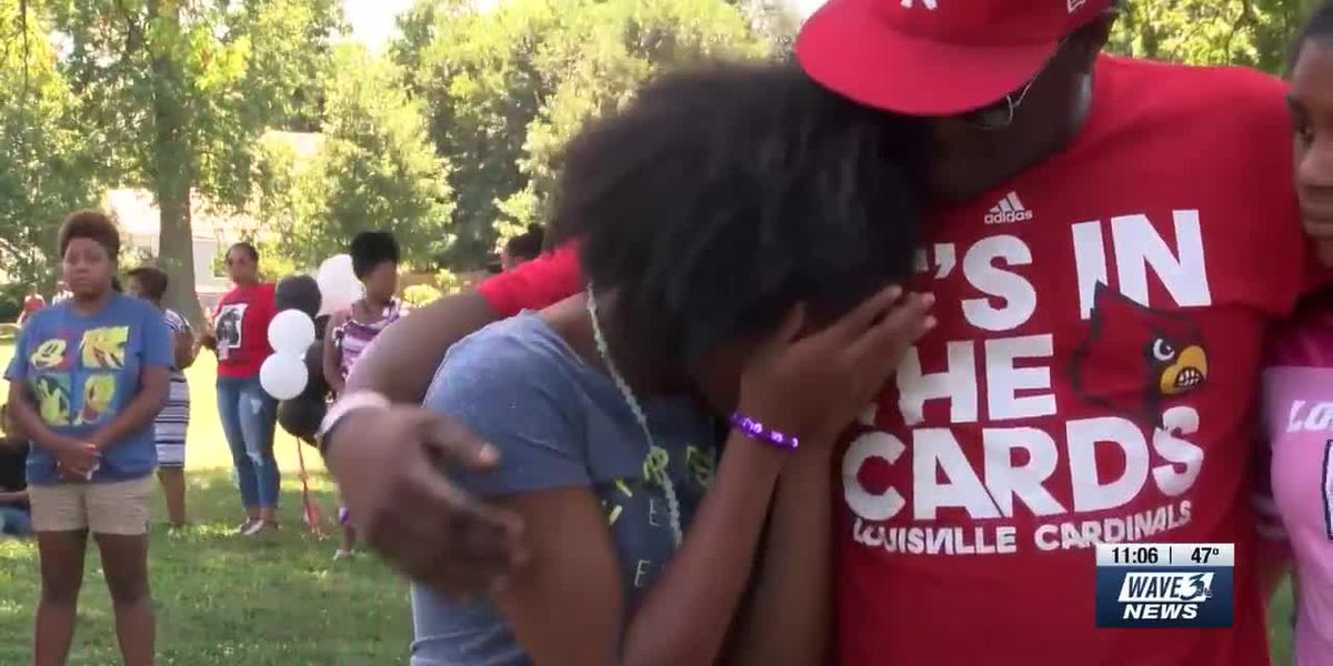 Louisville family crushed by gun violence turns pain into positivity