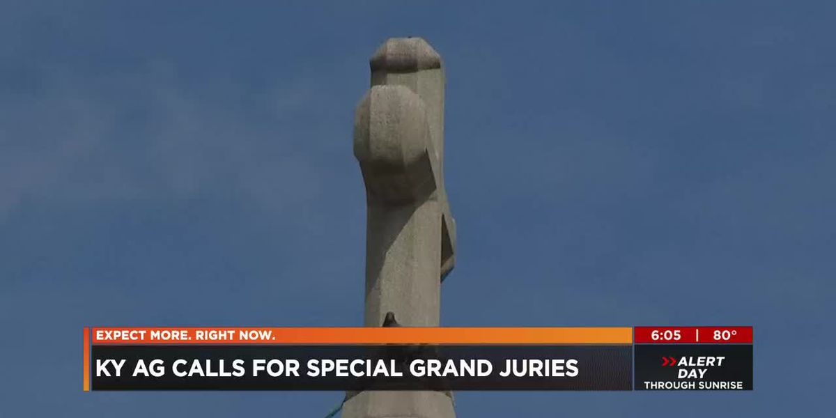 Attorney General Andy Beshear wants to allow statewide grand juries