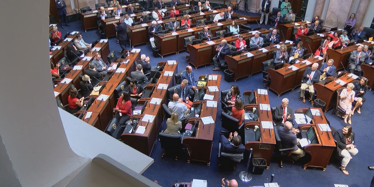 UPDATE: Lawmakers pass pared down state budget as legislators manage COVID-19 concerns