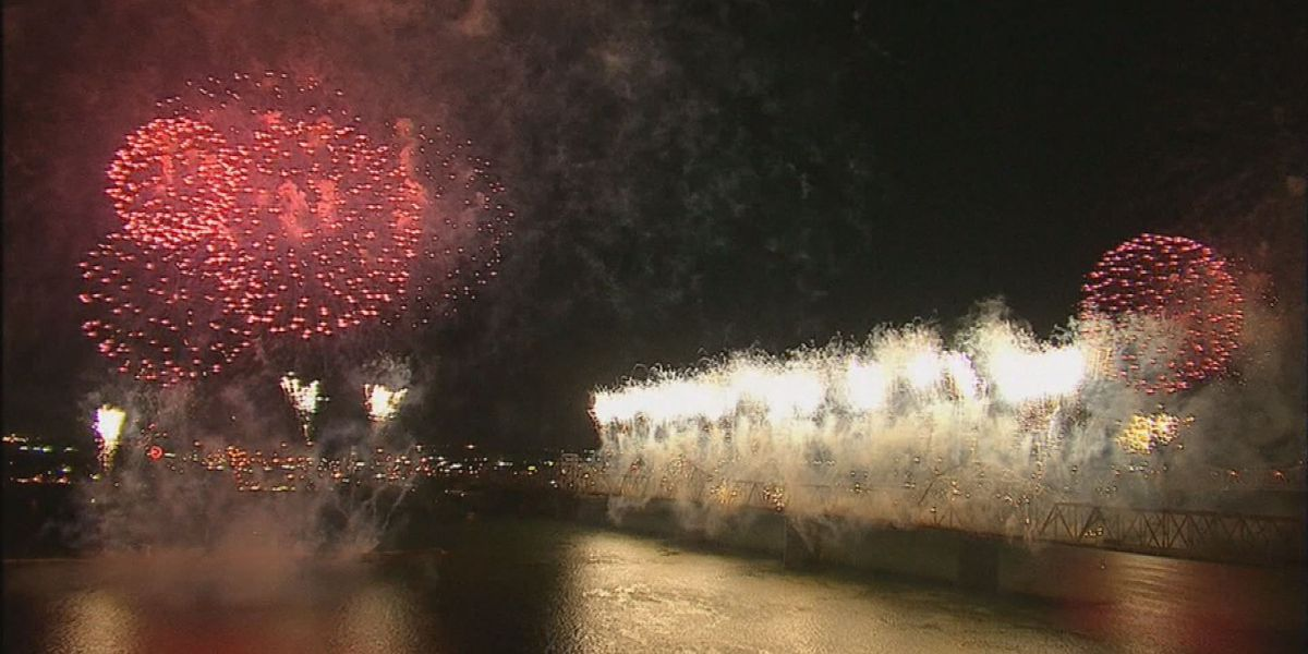 MAP: Police release Thunder Over Louisville traffic plan