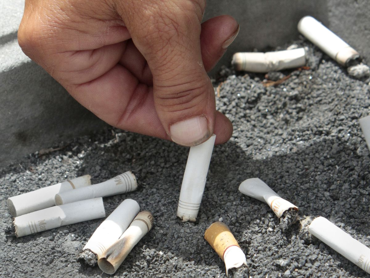 Health officials continue to help those who want to quit smoking