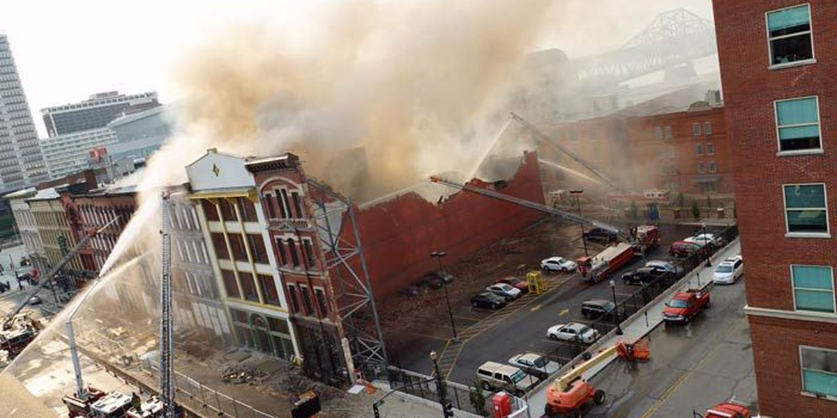 Historic renovation following a fire a difficult task
