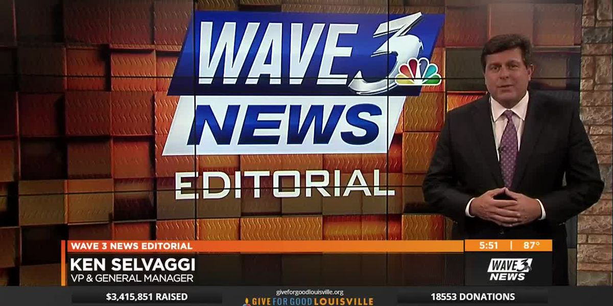 WAVE 3 News Editorial - September 13, 2018: Character Growth