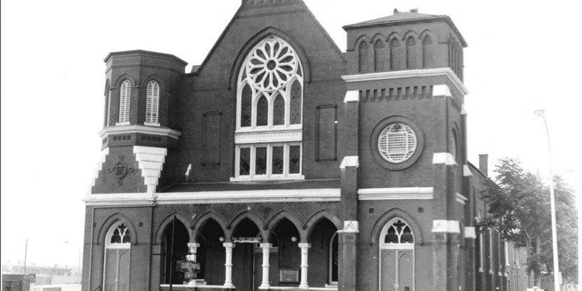 Louisville receives $450,000 grant to stabilize Quinn Chapel