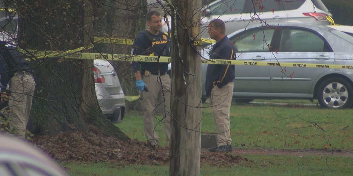 Man shot multiple times in Shively