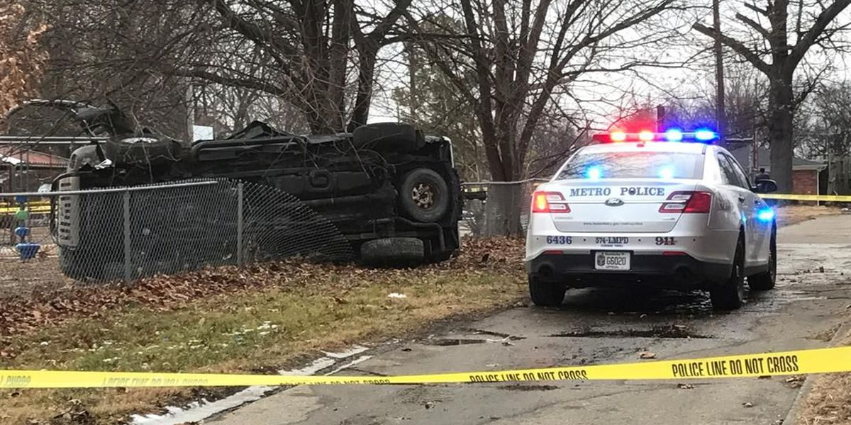 Speed bumps to be installed near scene of horrific crash at Louisville park