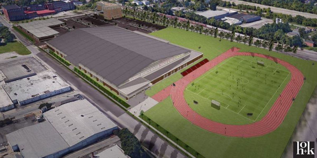 Mayor: $30M multi-sport complex coming to Russell neighborhood