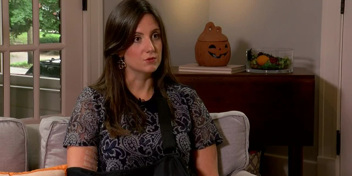 FULL INTERVIEW: Fifth Third Bank shooting victim Whitney Austin shares her story