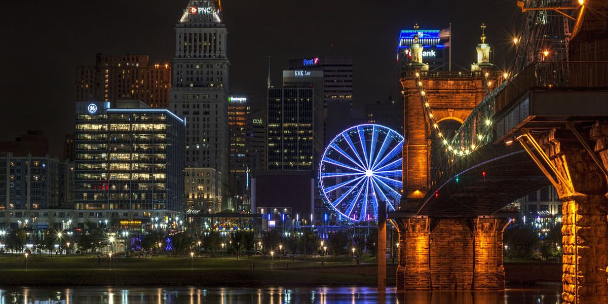 SkyStar wheel becomes permanent part of Cincinnati skyline
