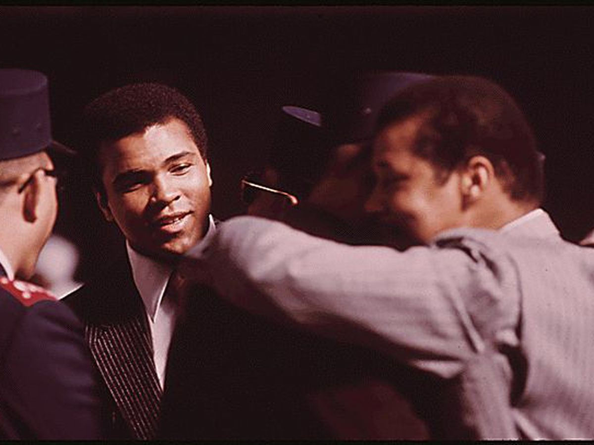 Muhammad Ali's spiritual journey the focus of new podcast