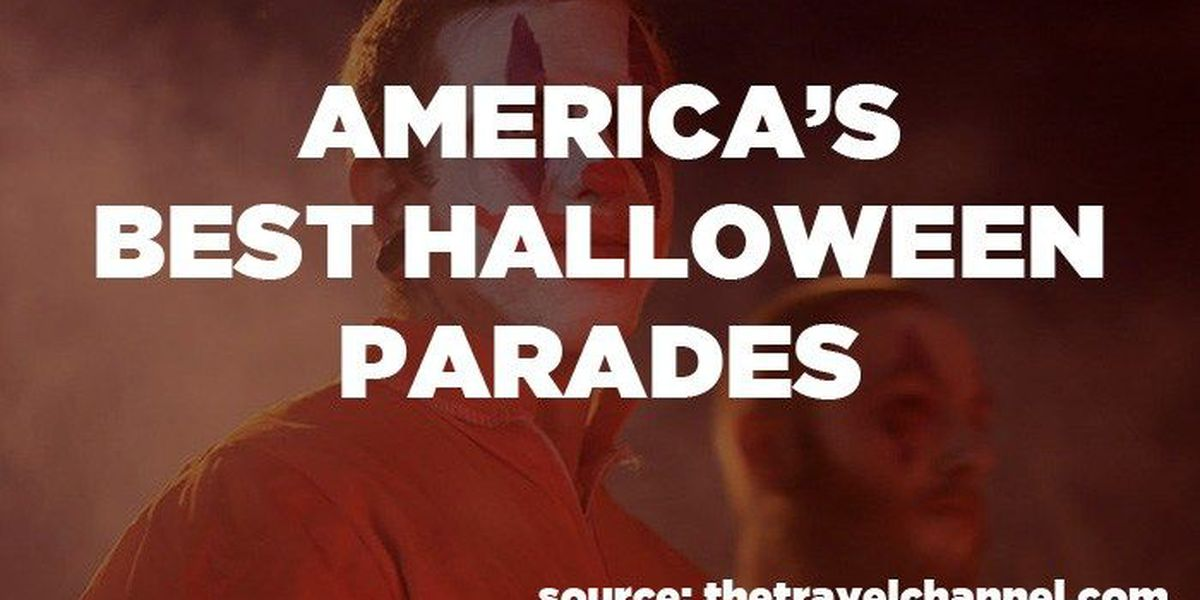 LIST: Best Halloween parades ranked; how does Louisville stack up?