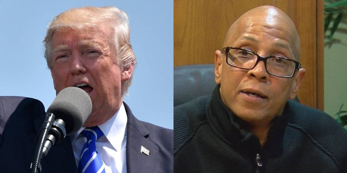 Christopher 2X reacts to Trump's full pardon