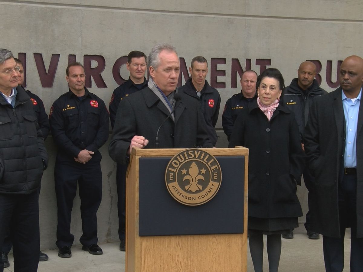 As firefighters graduate, mayor addresses potential cuts