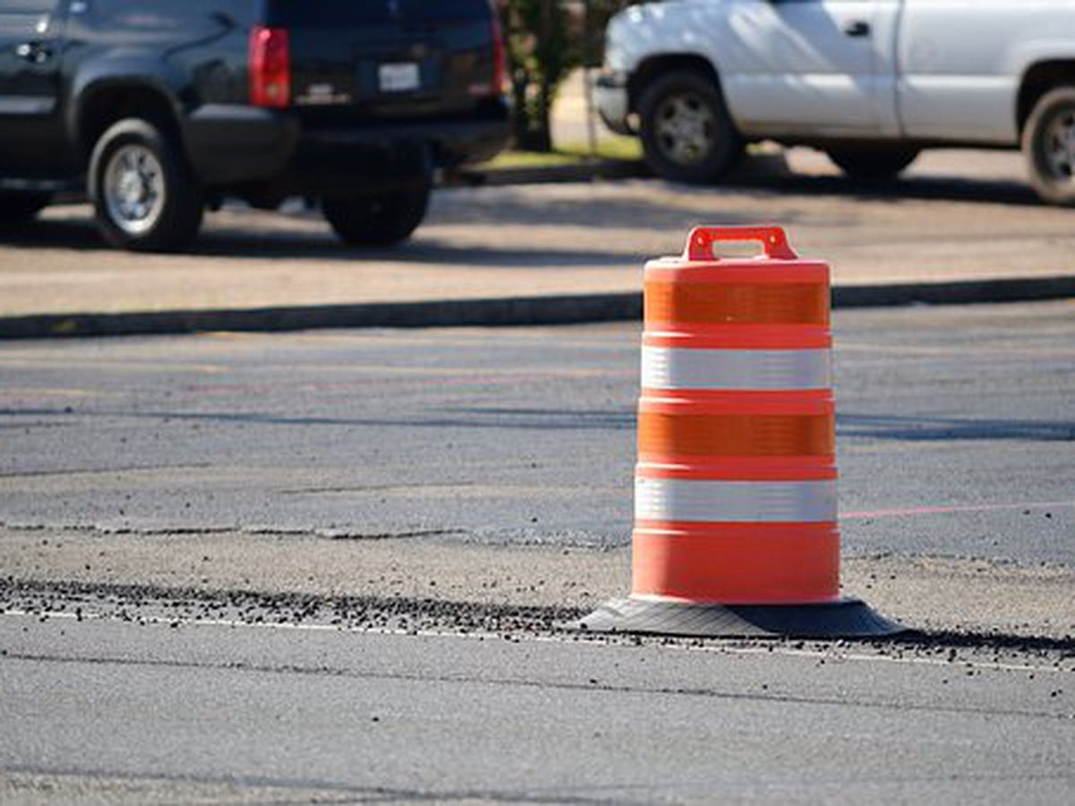 TRAFFIC ALERT: Stretch of Lexington Road closing Monday until April