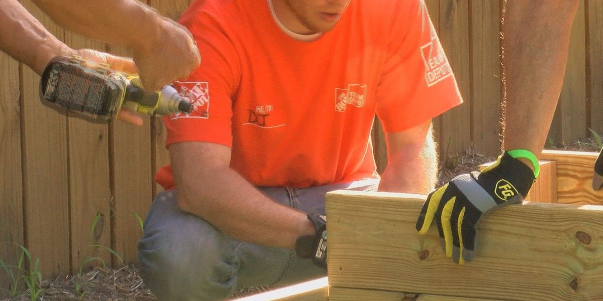 Home Depot helps expand Active Heroes Military Retreat