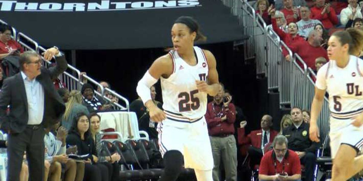 Asia Durr is #2 pick in WNBA Draft