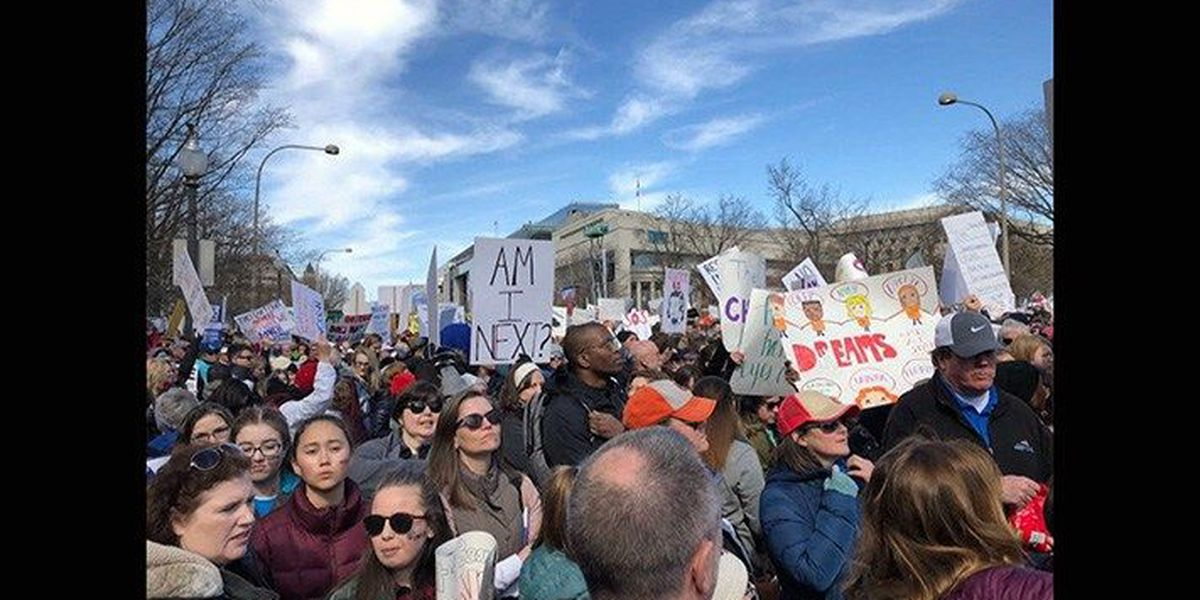 Oldham County students reflect on March for Our Lives