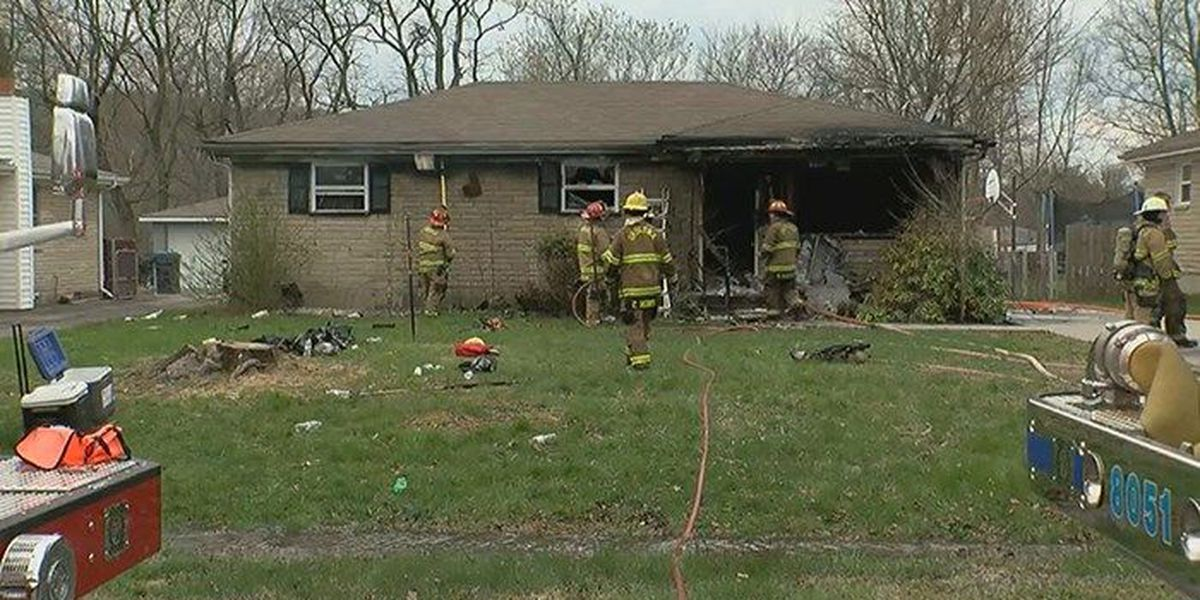 Okolona home 'total loss' after fire