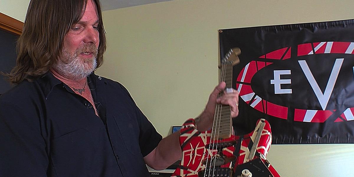 Elizabethtown Eddie Van Halen fans remember late guitar legend