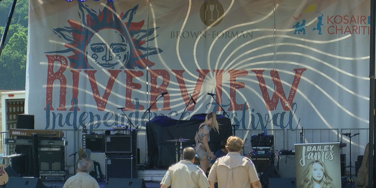 Riverview Independence Festival takes place Saturday