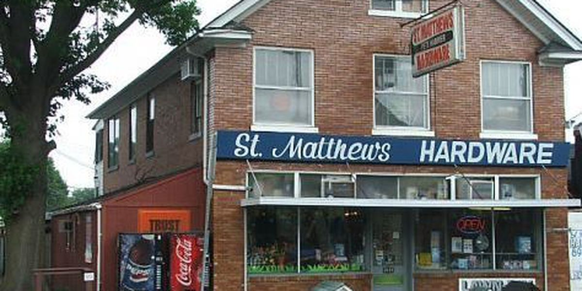 Intent to demolish application issued for St. Matthews Hardware