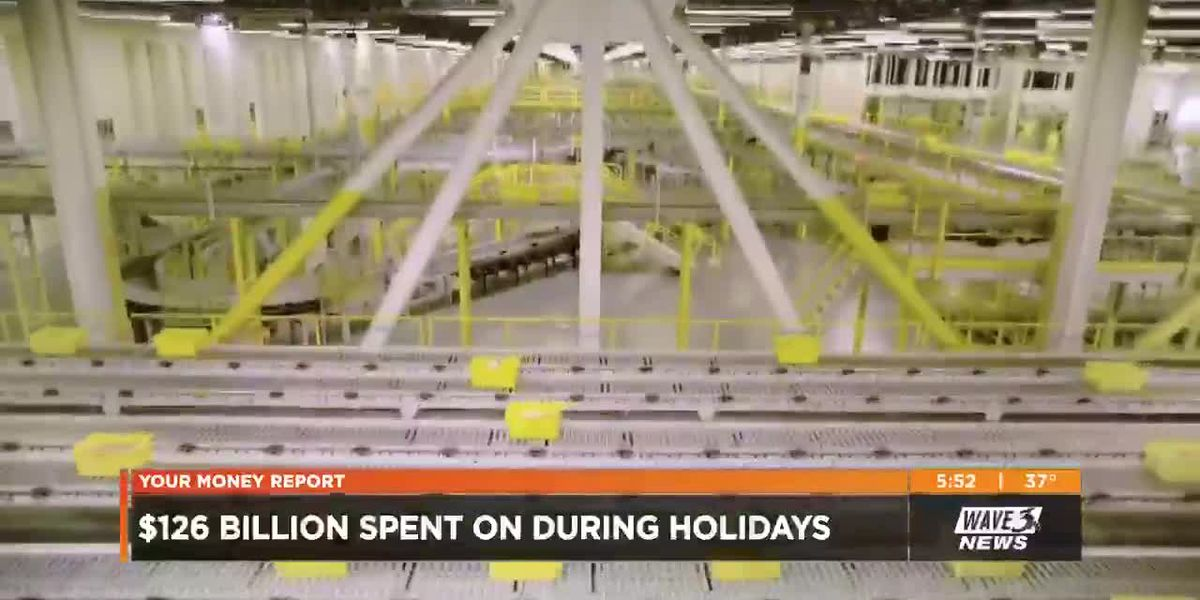 Your Money: IRS, holiday spending, Nike