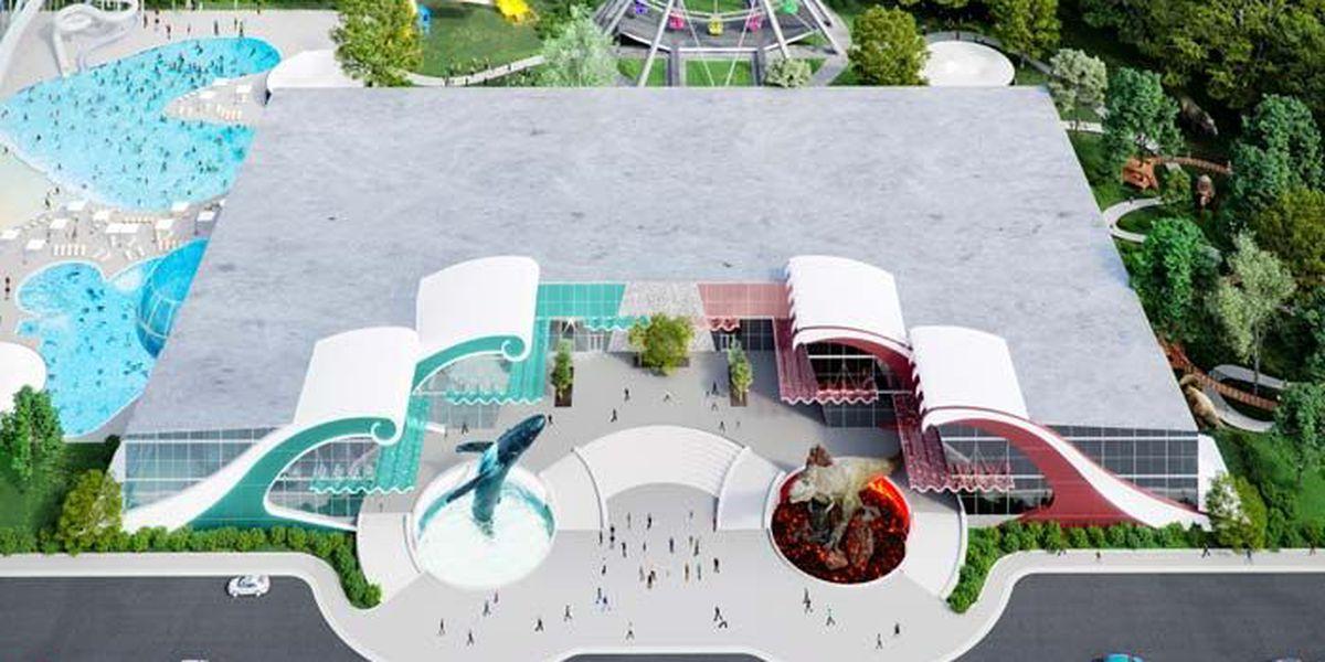 Louisville businessman proposing new aquarium and dinosaur park