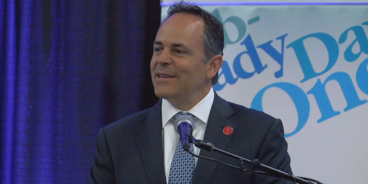 Kentucky governor raps in new campaign ad dissing Democrats
