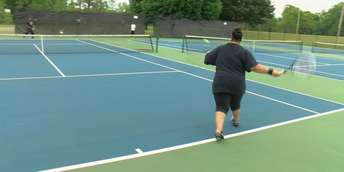 West Louisville Tennis Club confident courts will be ready for tournament