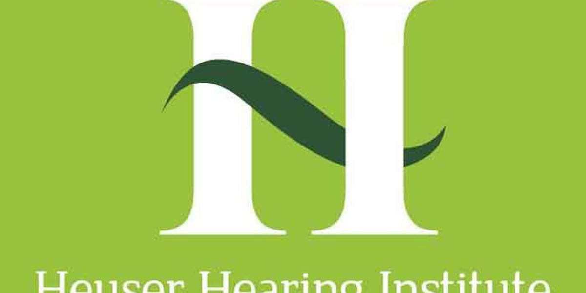 Heuser Hearing Institute offers chance to win free hearing aids