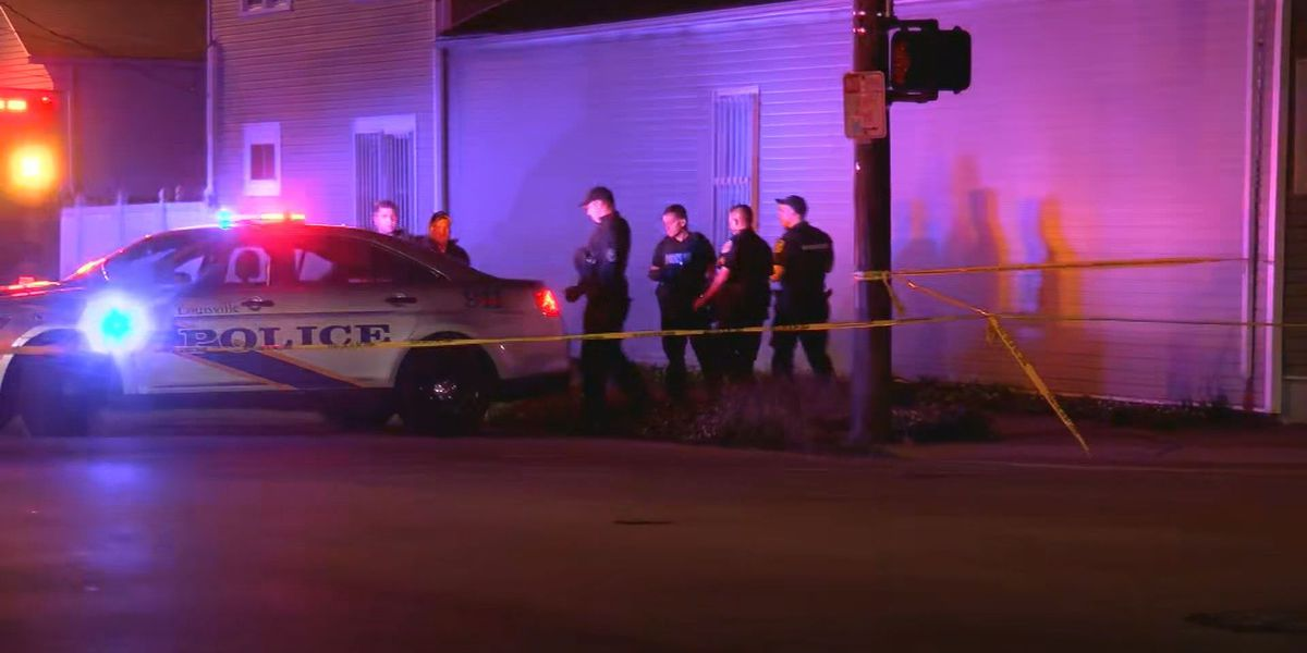 Man shot, killed in Portland neighborhood amidst violent 24 hours in Louisville