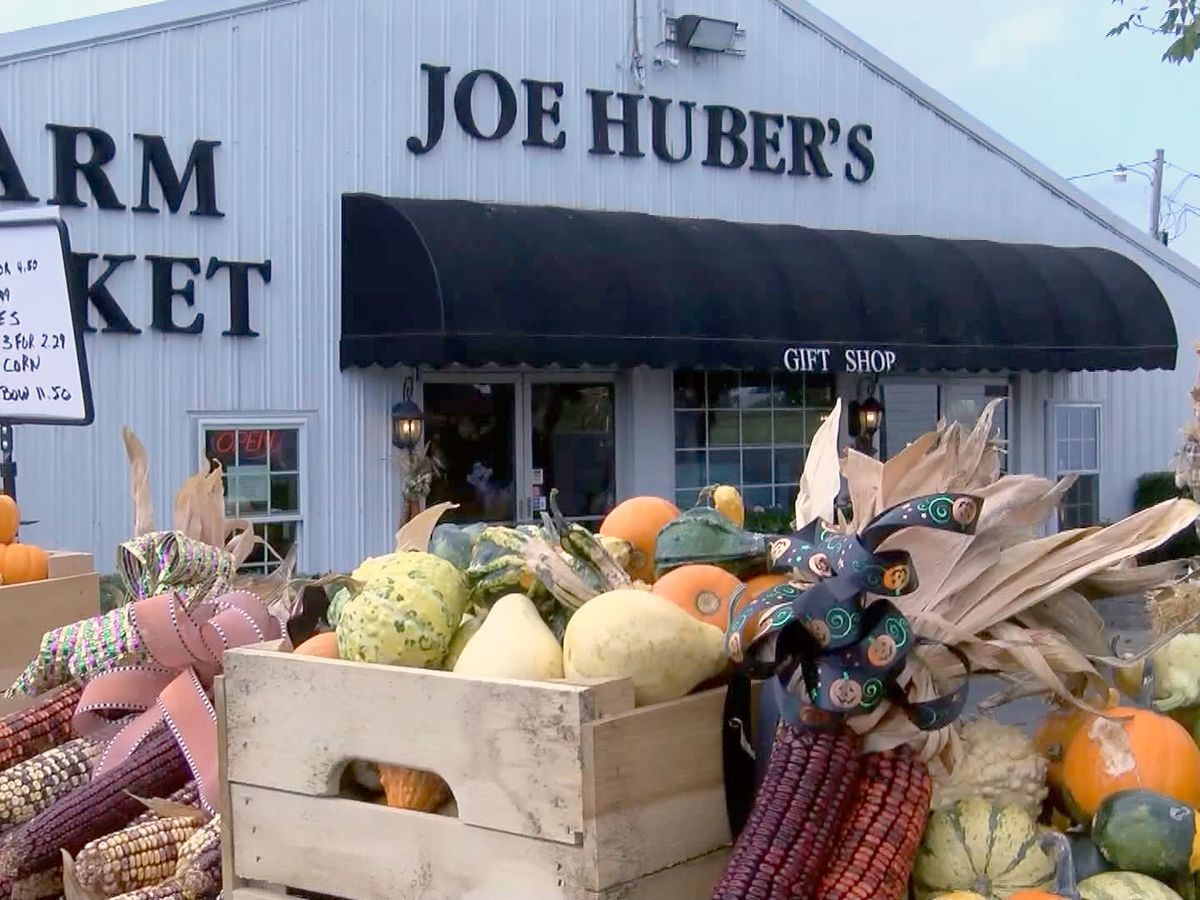 $2.7 million auction bid keeps Huber's Farm in business