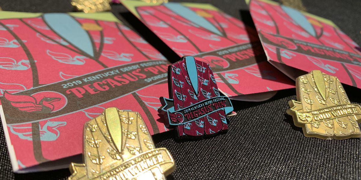 First shipment of Pegasus Pins arrives