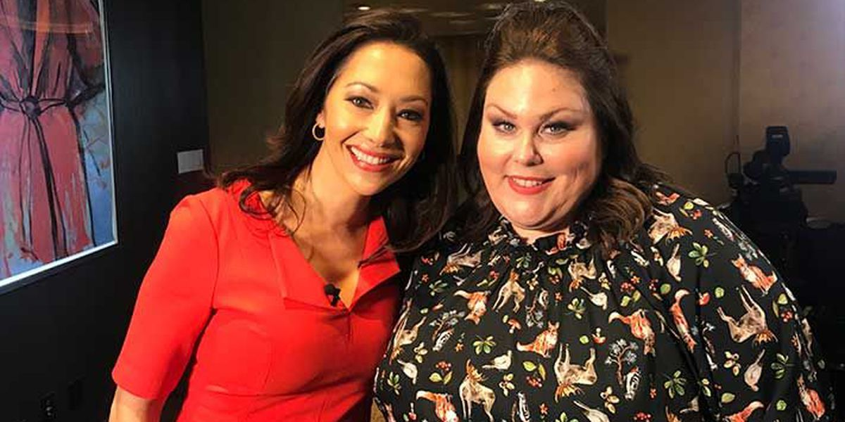 TUESDAY AT 11: Catching up with 'This Is Us' star Chrissy Metz
