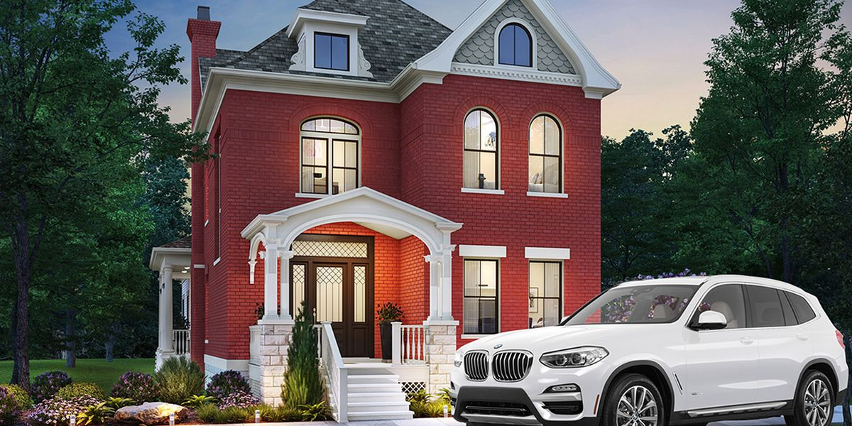 Win a house in Norton Commons for $100 and help a child