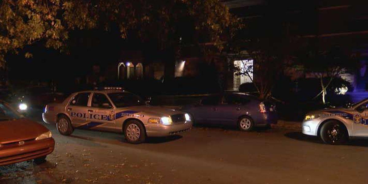 Man shot in Old Louisville