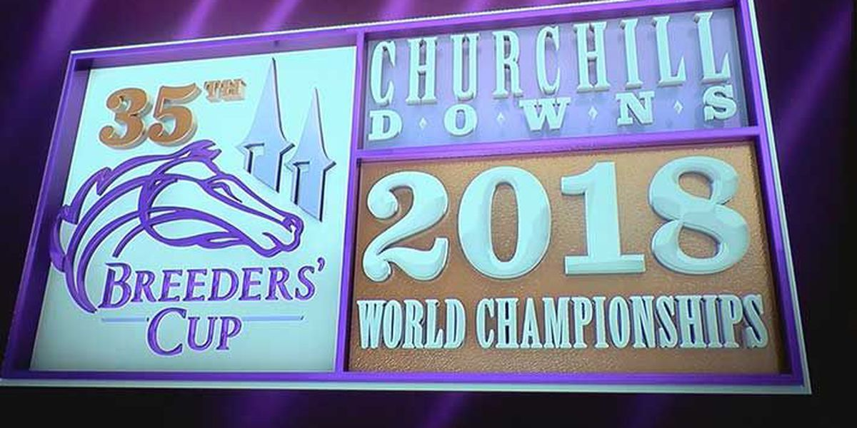Breeders' Cup 2018 means big business for Churchill Downs, Louisville